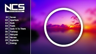 Top 10 NCS - No Vocals / Study / Chill Mix (NoCopyrightSongs)