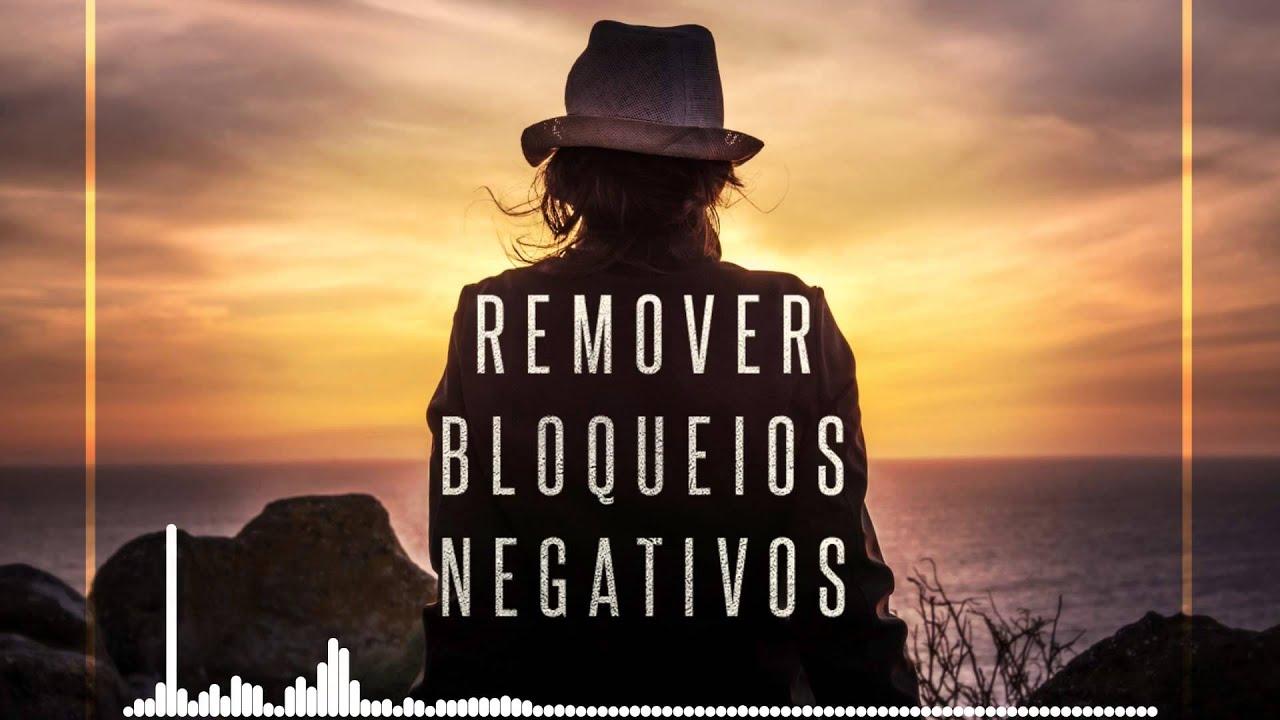 Audio Hipnose para Remover Bloqueios Negativos