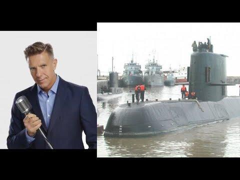 Fantino 910 - 23 Novie 2017 - Fantino duro sobre el desastre del Submarino ARA y la armada Argentina