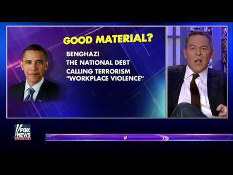 Greg Gutfeld Points Out Cowardice of Comedians In Obama Era