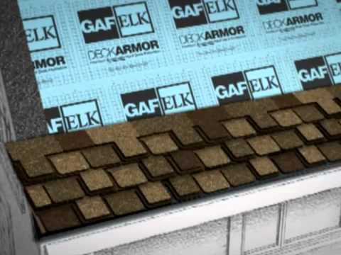 Gaf Starter Strips Installation Tutorial Glenbrook U