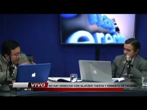 Glatzer Tuesta y Ernesto de la Jara entrevistan Diego García Sayán, Fernando Cáceres y Jaime Moreyra