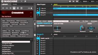 Maschine 2 0 how to import third party MASSIVE presets