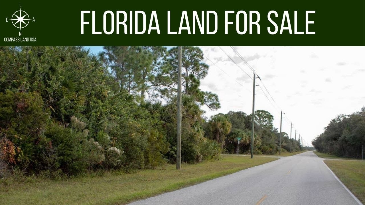 SOLD - 0.23 Acres - With Power! In Port Charlotte, Charlotte County FL
