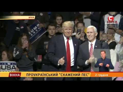 Проукранський скажений пес у США - Вкна-новини - 02.12.2016