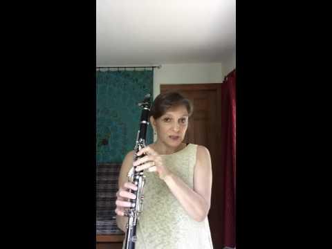 Learn Clarinet Multiphonics