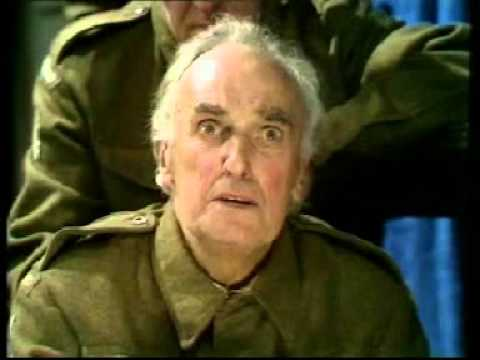 The Curse, dads army private frazer. (John Laurie)