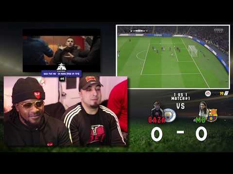 Youtube: MB Vs Gaza (5Sang14) – ONZMTL GAMING EPISODE #1-  FIFA19