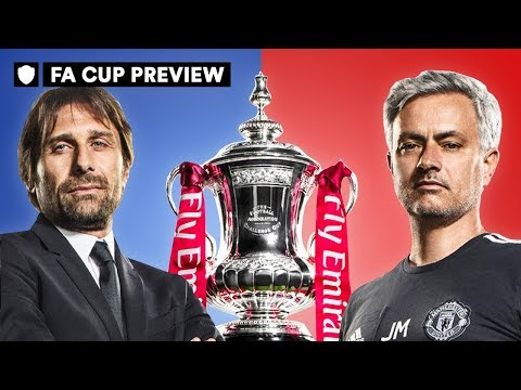 CAN THE FA CUP SAVE CONTE? | CHELSEA vs MAN UTD FA CUP FINAL 2018 PREVIEW