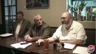 """RelyLocal Asheville """"Support Local Asheville"""" Business Networking Lunch - Tax Code in 2013"""