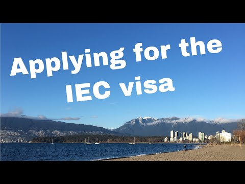Our Experience Applying For The IEC Visa To Canada ( Moving To Canada From Ireland Ep1 )