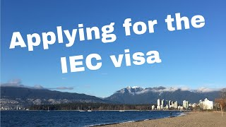 Our experience applying f๐r the IEC visa to Canada ( Moving to Canada from Ireland ep1 )