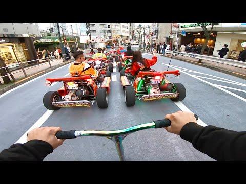 RideTOKYO *Mario Kart*