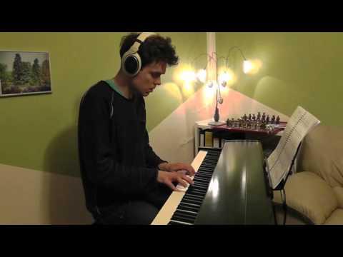 Rasmus Seebach - Flyv Fugl - Piano Cover - Slower Ballad Cover