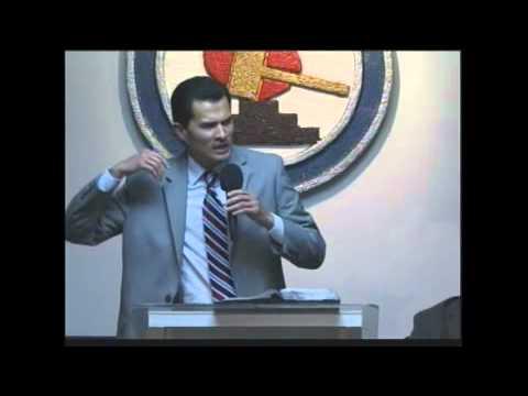 De que manera Correre? Pastor Leonardo Garcia
