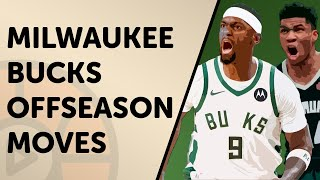 What should the Milwaukee Bucks do this summer?