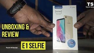 Mobiistar E1 Selfie Smartphone Unboxing & True Review
