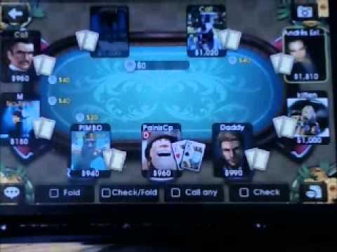 Wf poker