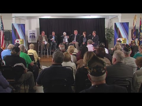 FULL VIDEO: WCPO/Scripps town hall meeting with Cincinnati V