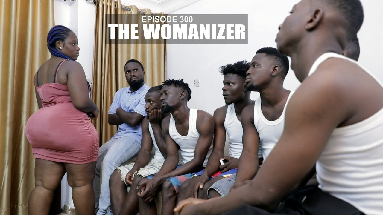 Download THE W0MANIZER - SIRBALO COMEDY ( EPISODE 300 )