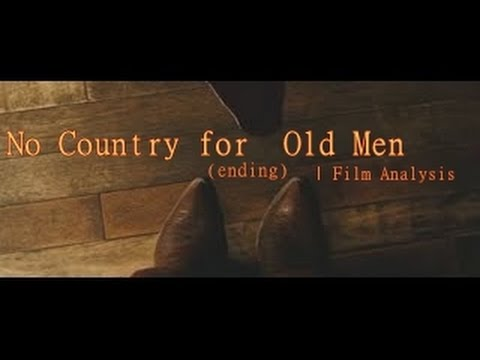 no country for old men ending film analysis