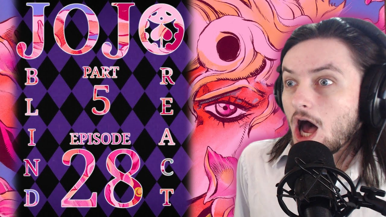 Download Teeaboo Reacts - Jojo's Part 5 Episode 28 - Lamb to the Slaughter
