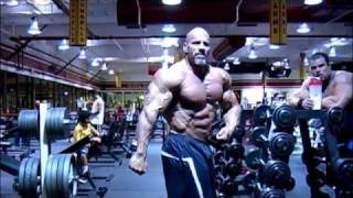 The strongest and the youngest - Chest Workout
