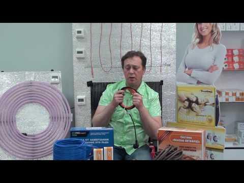 Саморегулирующийся кабель   Часть 1
