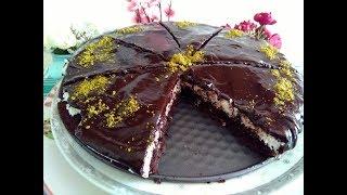 Pratik Çikolatalı Hindistan Cevizli Yaş Pasta Tarifi ( mükemmel  lezzetli )
