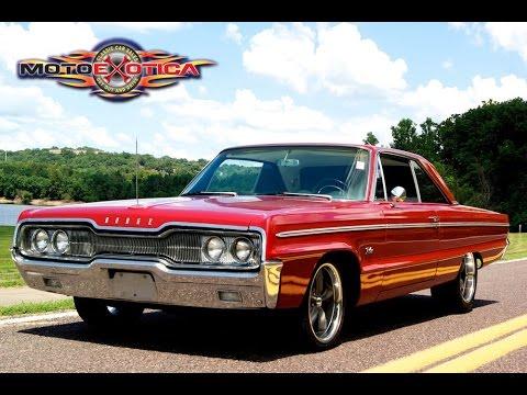 1966 Dodge Polara (SOLD) - YouTube