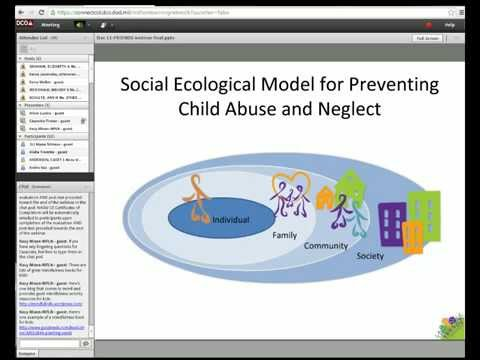 Using Protective Factors to Inform Work with Child Maltreatment