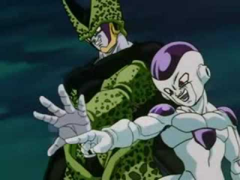 Cell and frieza fun song youtube - Dragon ball z baby cell ...