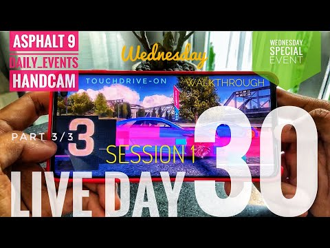 LIVE DAY 30 SESSION 1 Part (3/3) - My WEDNESDAY 🌤 Morning