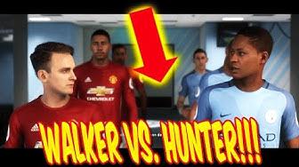 FIFA 17 THE JOURNEY - SCHLÄGEREI? Alex HUNTER vs. WALKER!? - STORY MODUS KARRIEREMODUS (DEUTSCH) #15