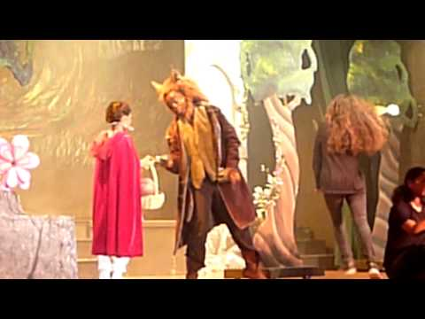 Into The Woods Jr. Scene Two: Hello, Little Girl