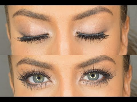 89060ee3e82 Lots of lashes / Doll eyes | Eleise - YouTube