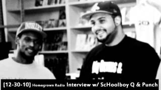 Throwback: ScHoolboy Q talks about Curtiss King's WORST beat ever Mp3