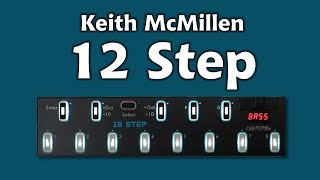 Keith McMillen 12 Step Examples (MIDI Note Controller)