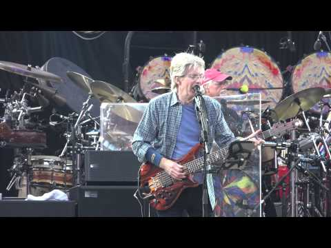 Box Of Rain - 7/3/15 - Soldier Field, Chicago