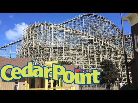 Cedar Point September 2016 Update (Mean Streak & Cedar Point Shores/Soak City)