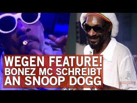 Bonez MC schreibt direkte Nachricht an Snoop Dogg!