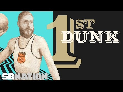 How Basketball's First Dunker Won Gold On Hitler's Home Court  |  1st  |  Episode 2