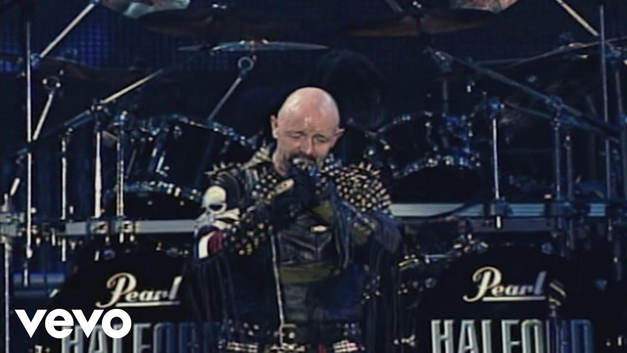 Halford - Silent Screams  Live at Rock In Rio