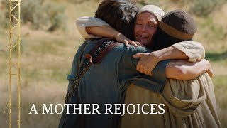 Sariah Rejoices in the Return of Her Sons | 1 Nephi 5:1–9 | Book of Mormon
