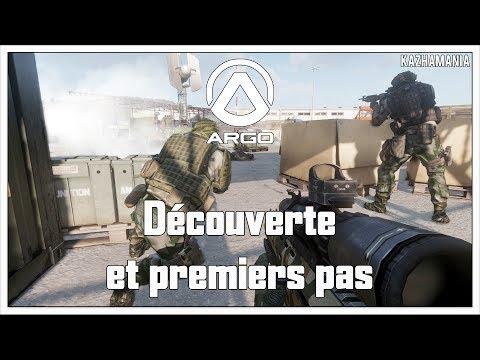 Argo | Découverte et premiers pas FPS gratuit (type Arma 3) [FR/HD]
