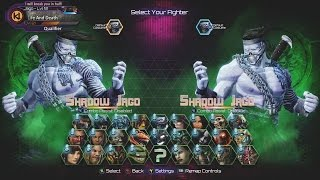 Killer Instinct - All Costumes - Character Select Screen Animations (1080p 60FPS)