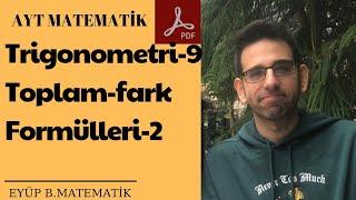 TRİGONOMETRİ  TOPLAM FARK (GEOMETRİK SORULAR).mp3