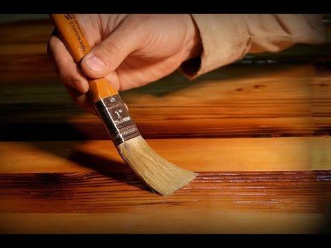 Масло для древесины – лучшая пропитка для дерева