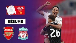 RESUME - Community Shield : Arsenal s'offre Liverpool et un trophée !