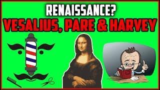 GCSE History: The Renaissance | Vesalius, Pare & Harvey (2018)